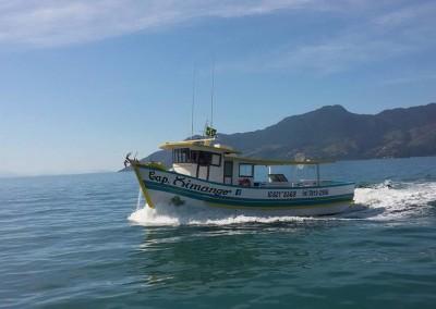 barco capitao ximango