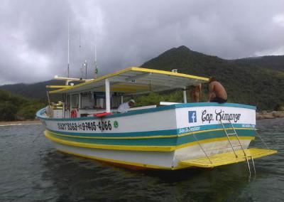 ilhabela passeio de barco